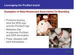 leveraging the prostart brand23