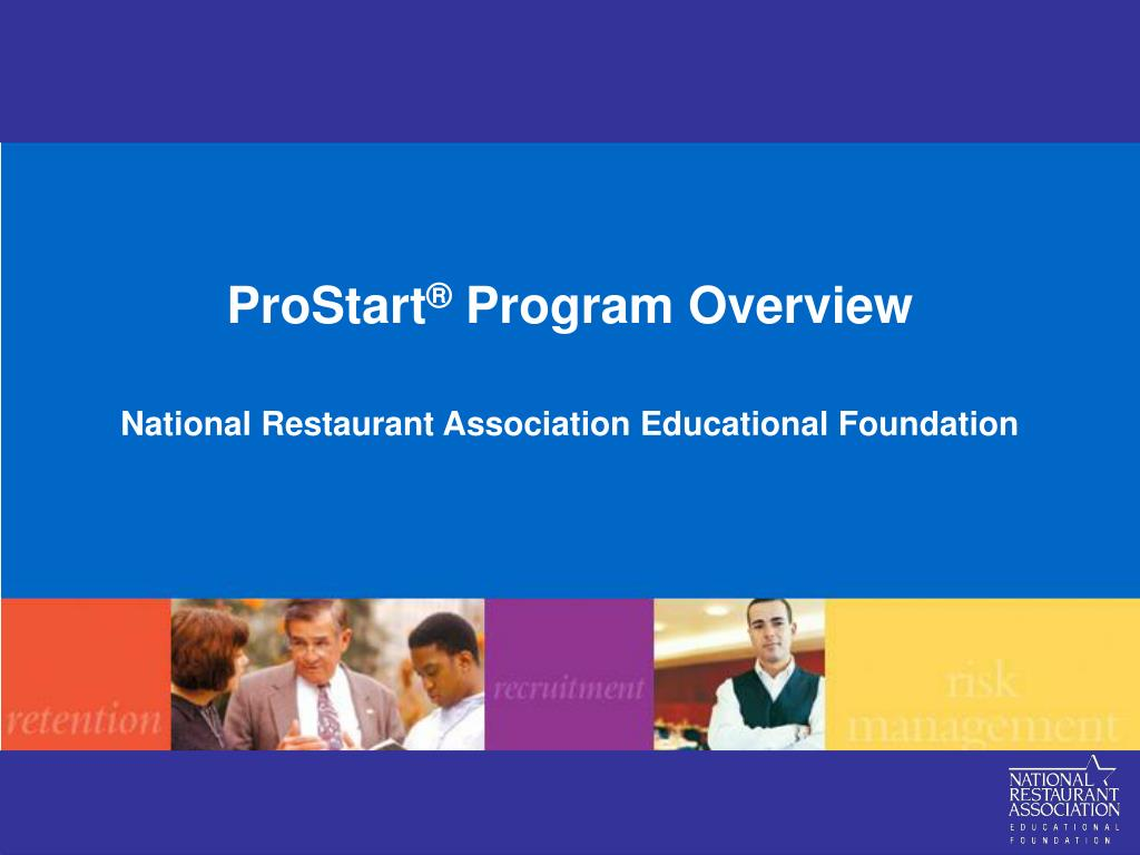 prostart program overview l.
