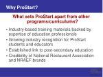 why prostart6