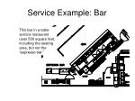 service example bar