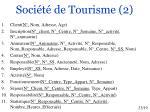 soci t de tourisme 2