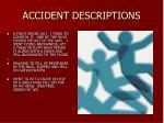 accident descriptions24