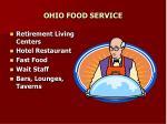 ohio food service