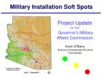 military installation soft spots