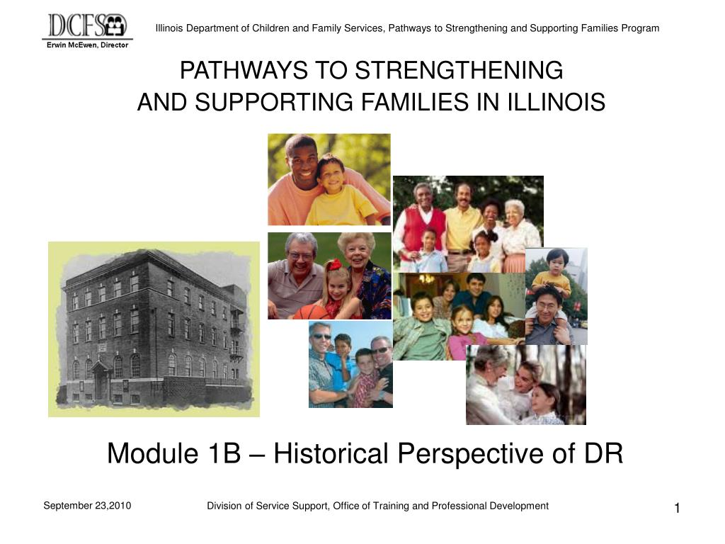 pathways to strengthening and supporting families in illinois l.