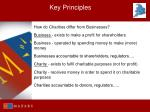 key principles6