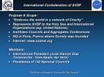 international confederation of svdp