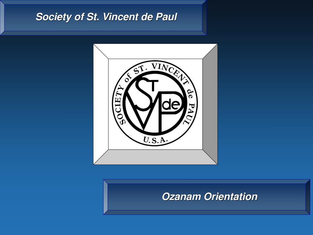 society of st vincent de paul l.