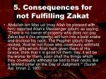 5 consequences for not fulfilling zakat13