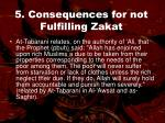 5 consequences for not fulfilling zakat14
