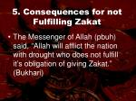 5 consequences for not fulfilling zakat15