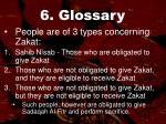 6 glossary23