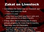 zakat on livestock76