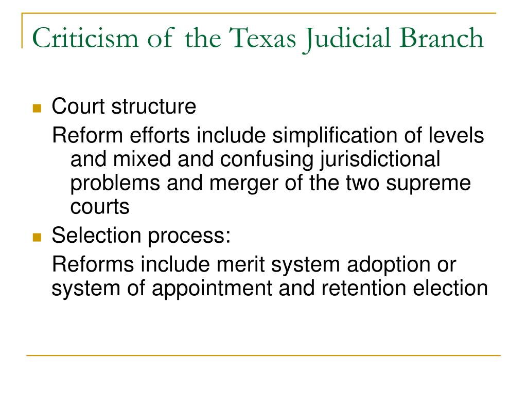 court structure of texas