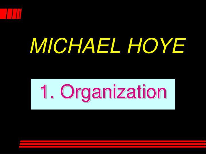 Michael hoye