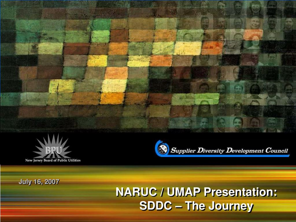 NARUC / UMAP Presentation: