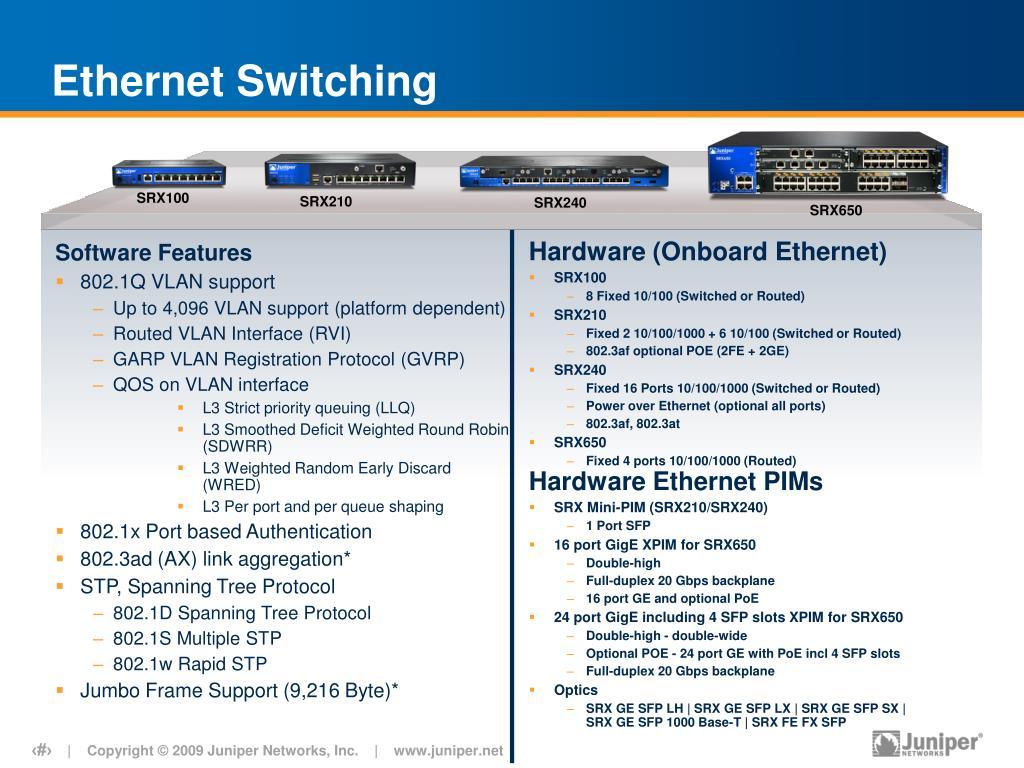 PPT - SRX Servces Gateways Dynamic Services Architecture PowerPoint