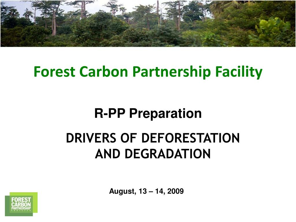 forest carbon partnership facility l.