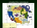 gridded eco provinces
