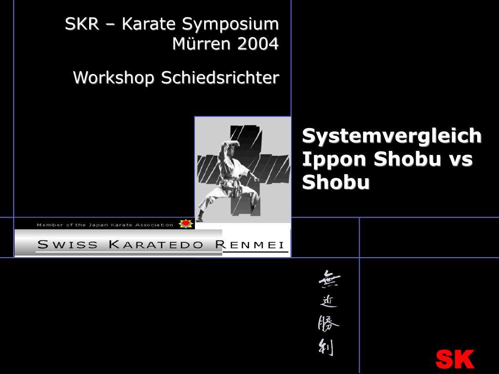 skr karate symposium m rren 2004 workshop schiedsrichter l.