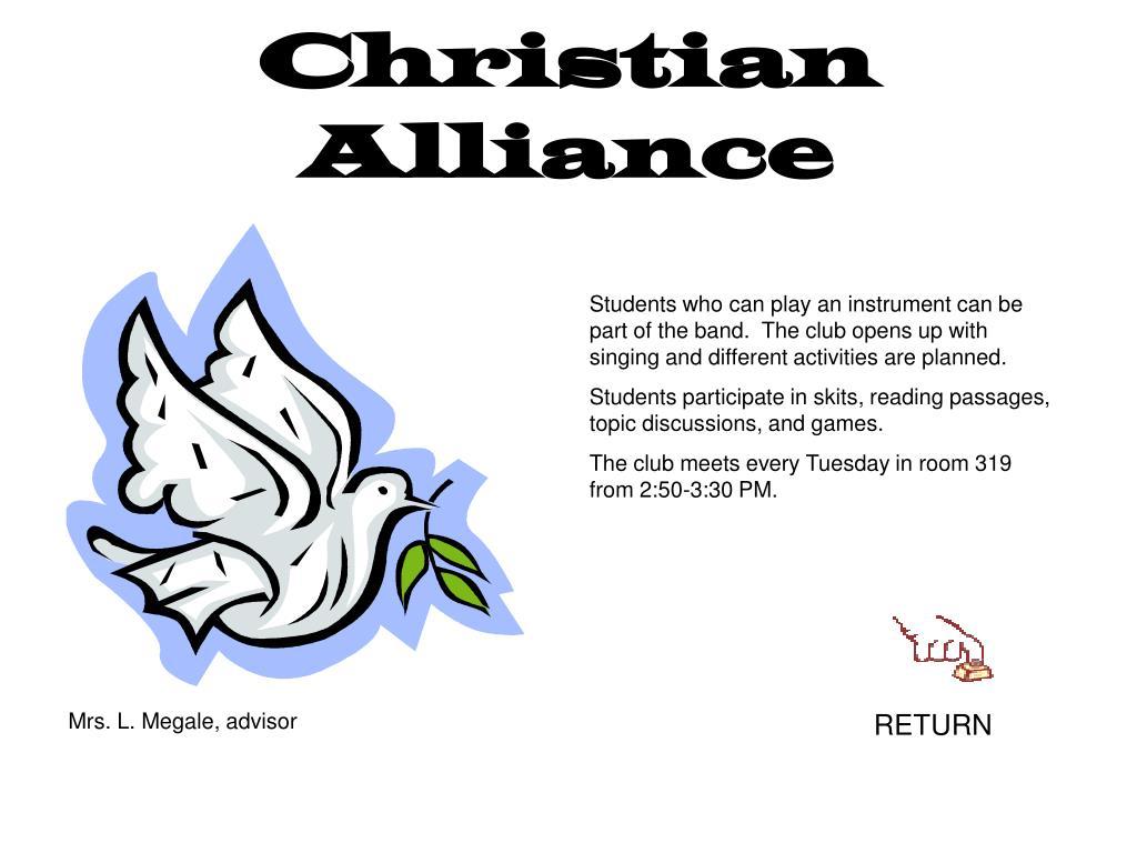 Christian Alliance