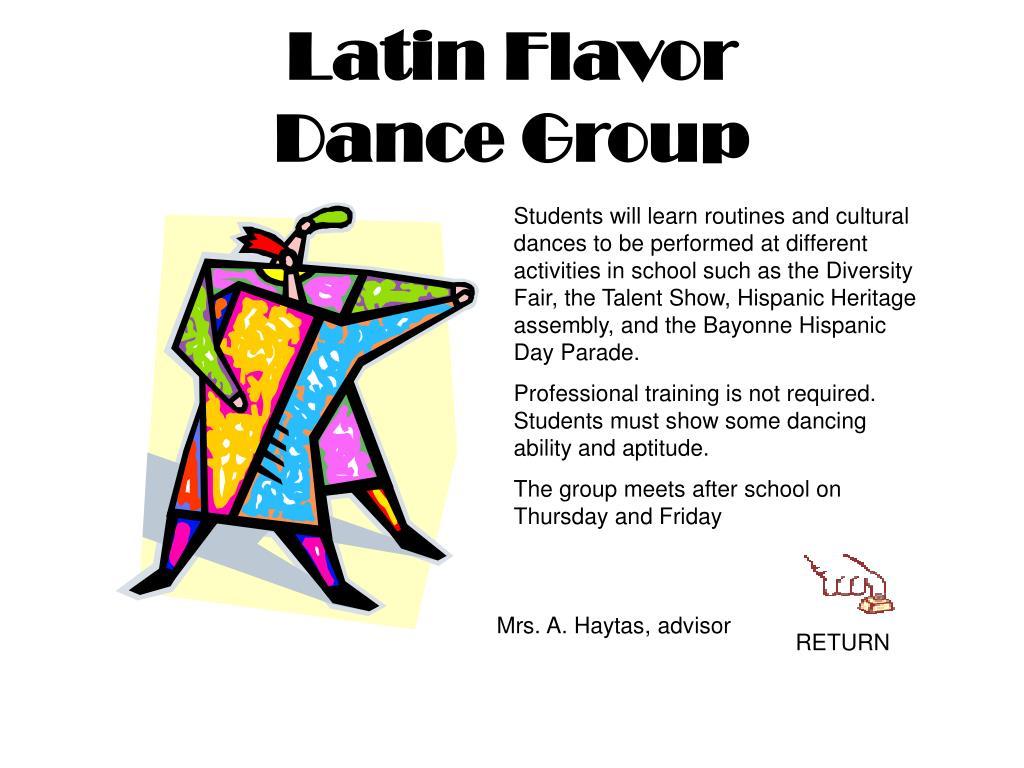 Latin Flavor