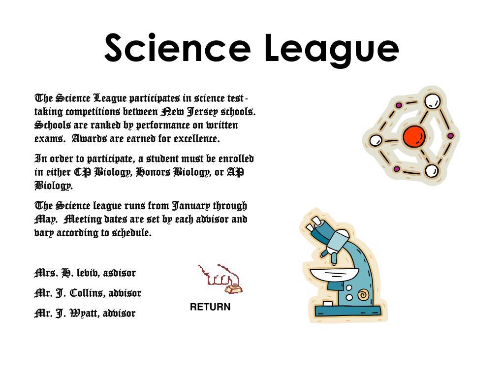 Science League