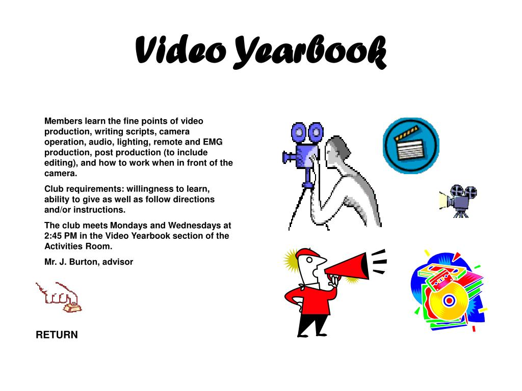 Video Yearbook
