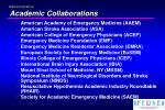 administrative academic collaborations