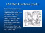 la office functions cont15