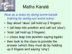 maths karat3