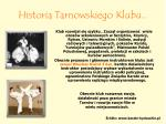 historia tarnowskiego klubu3