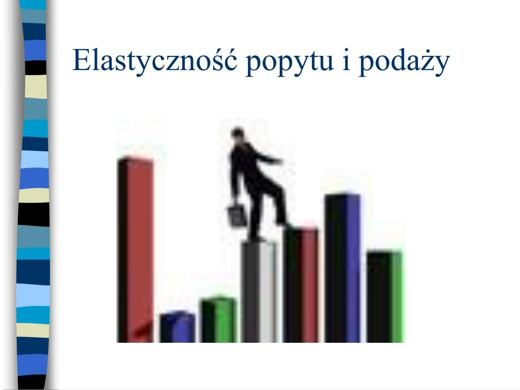 Elastyczność popytu i podaży