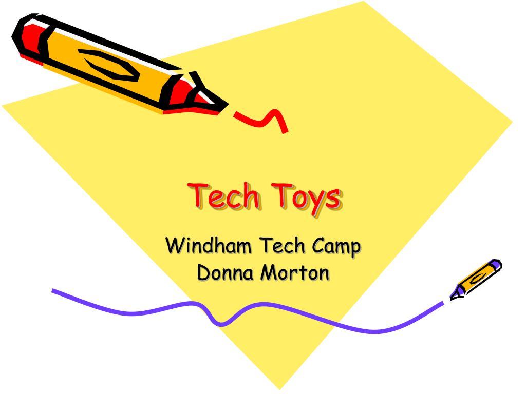 tech toys l.
