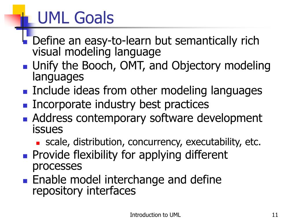 PPT - Introduction to UML: Structural and Use Case ...