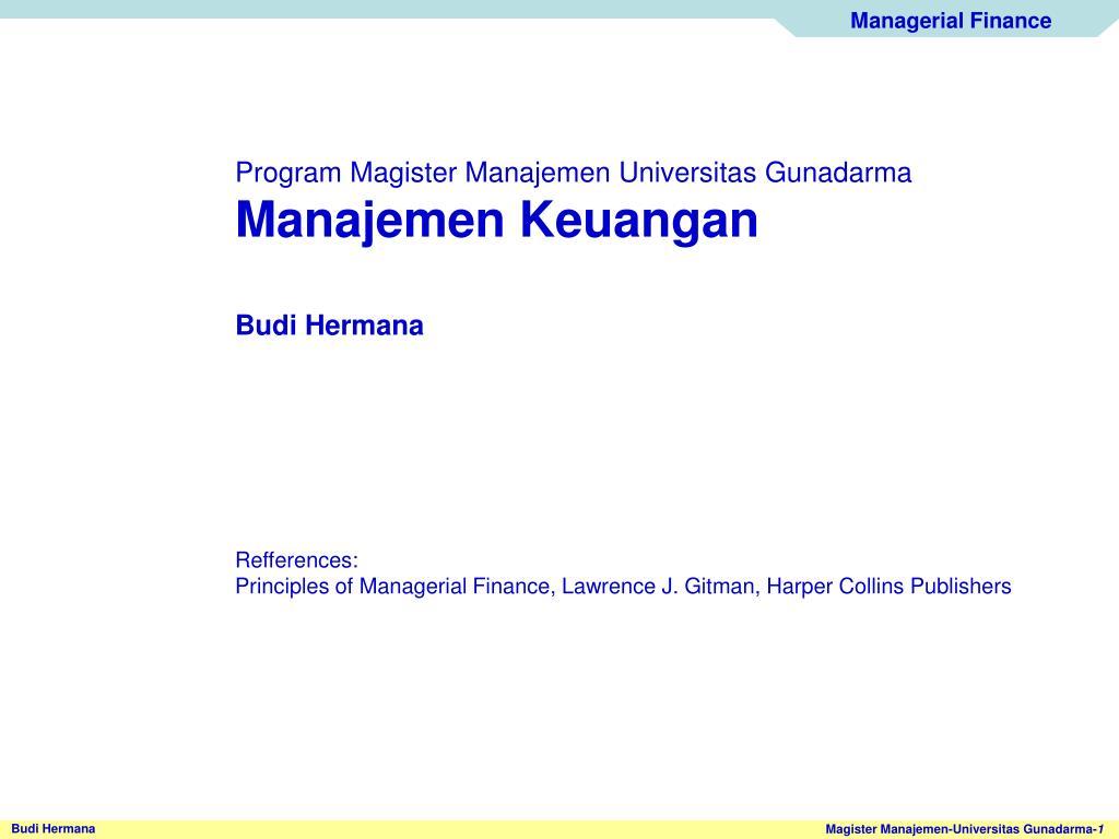 format business plan gunadarma