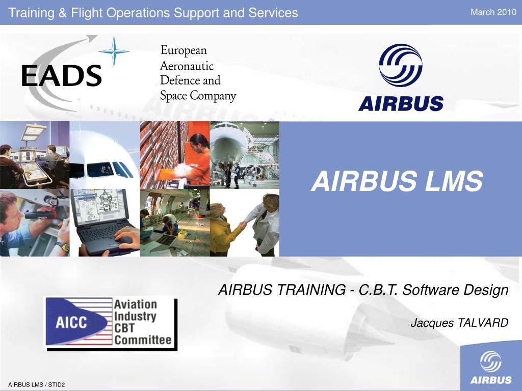 PPT - AIRBUS LMS PowerPoint Presentation - ID:406247