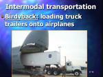 intermodal transportation38