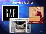 service utility