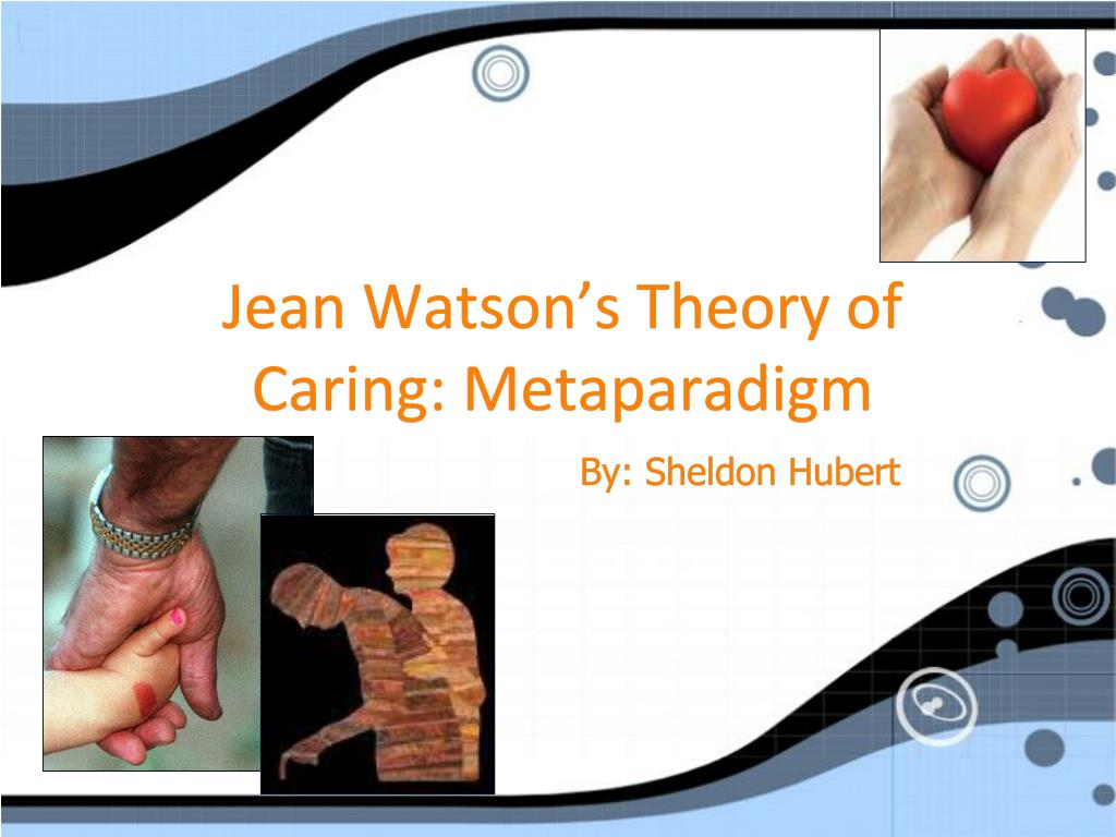 watsons theory of caring Human caring science: a theory of nursing (watson, nursing: human science and human care): 9781449628109: medicine & health science books @ amazoncom.