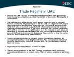 trade regime in uae