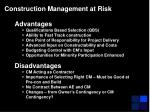 construction management at risk31