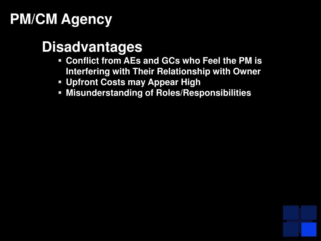 PM/CM Agency