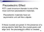 piezoelectric effect24
