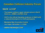 canadian collision industry forum17