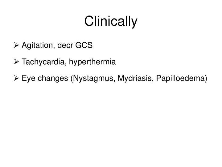 Clinically
