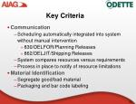 key criteria30