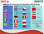mmog le training and seminars world wide