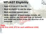 wpjast eligibility