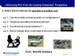 influencing rv s from the leasing companies perspective29